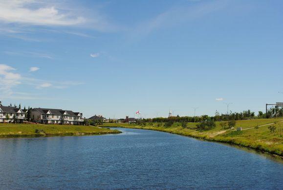 Prestwick Pond