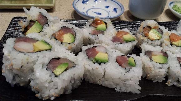 Misato Sushi & Grill's Sushi Rolls