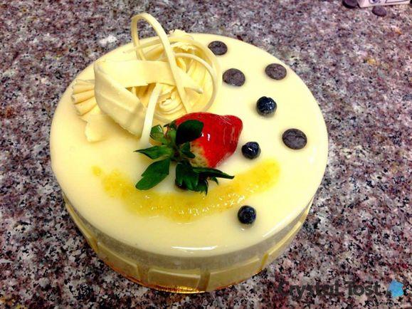 Ohh La La Patisserie Gluten Free Lemon Cake