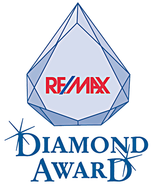 REMAX Diamond Award won by Crystal Tost