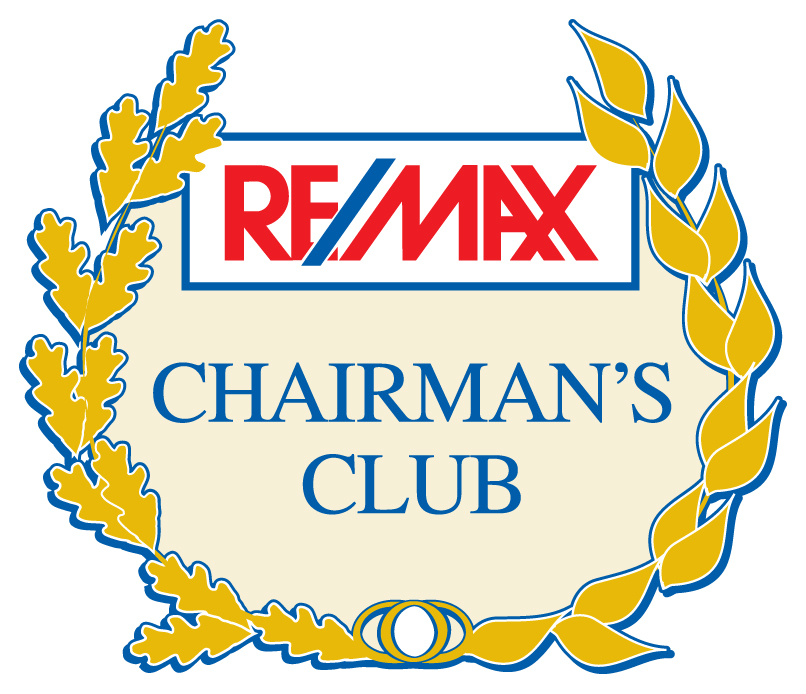 RE/MAX Chairmans Club Award