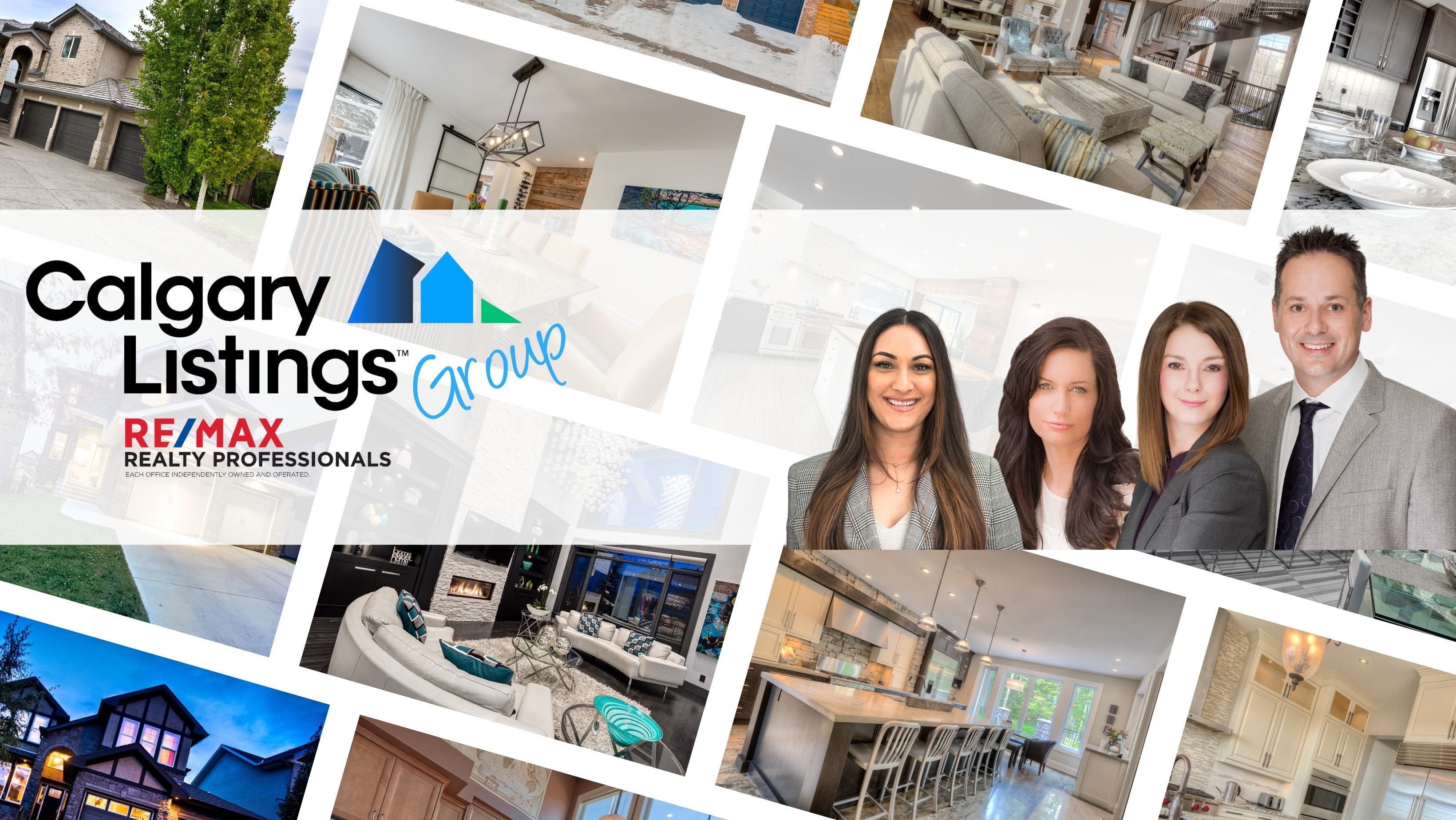 Your Calgary Listings Team - Calgary Realtors - Crystal Tost - Tyler Tost - Kelly Fraser- Chantelle Jenkins selling Calgary and area residential real estate