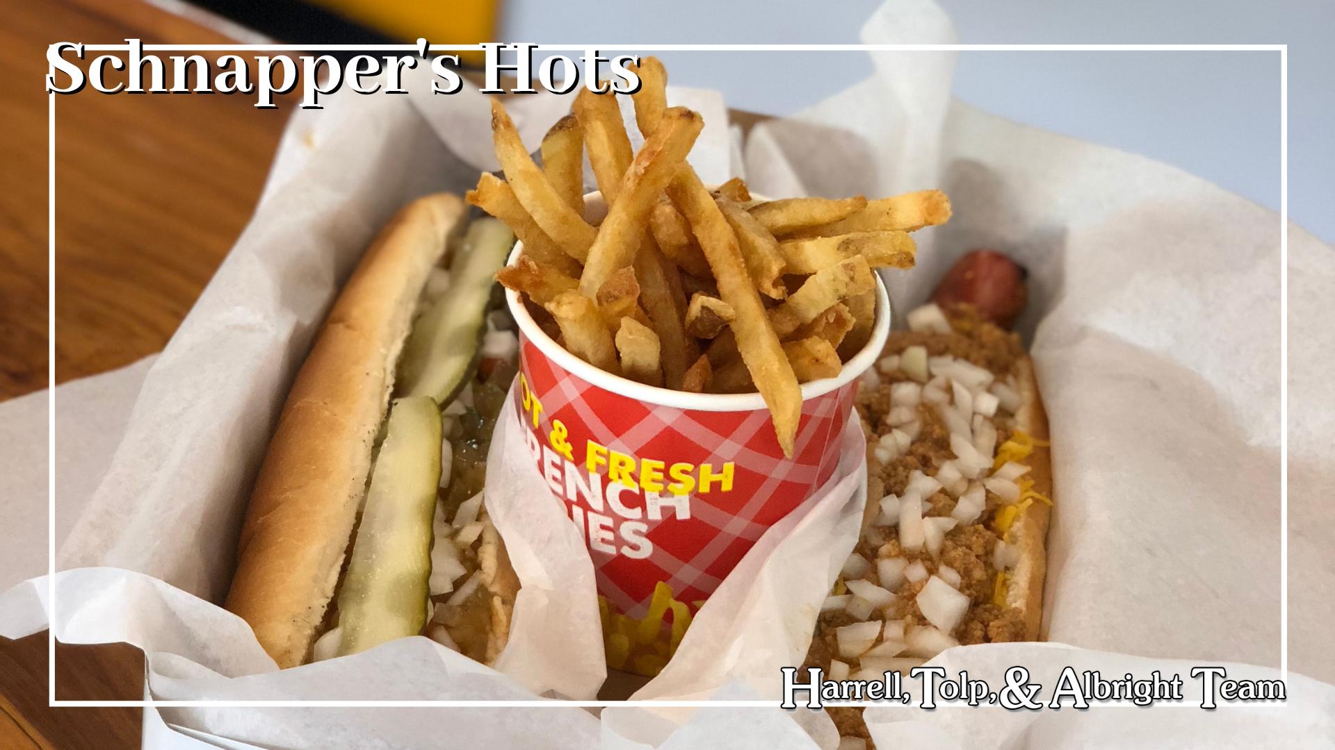 Schnapper's Hots Hot Dogs