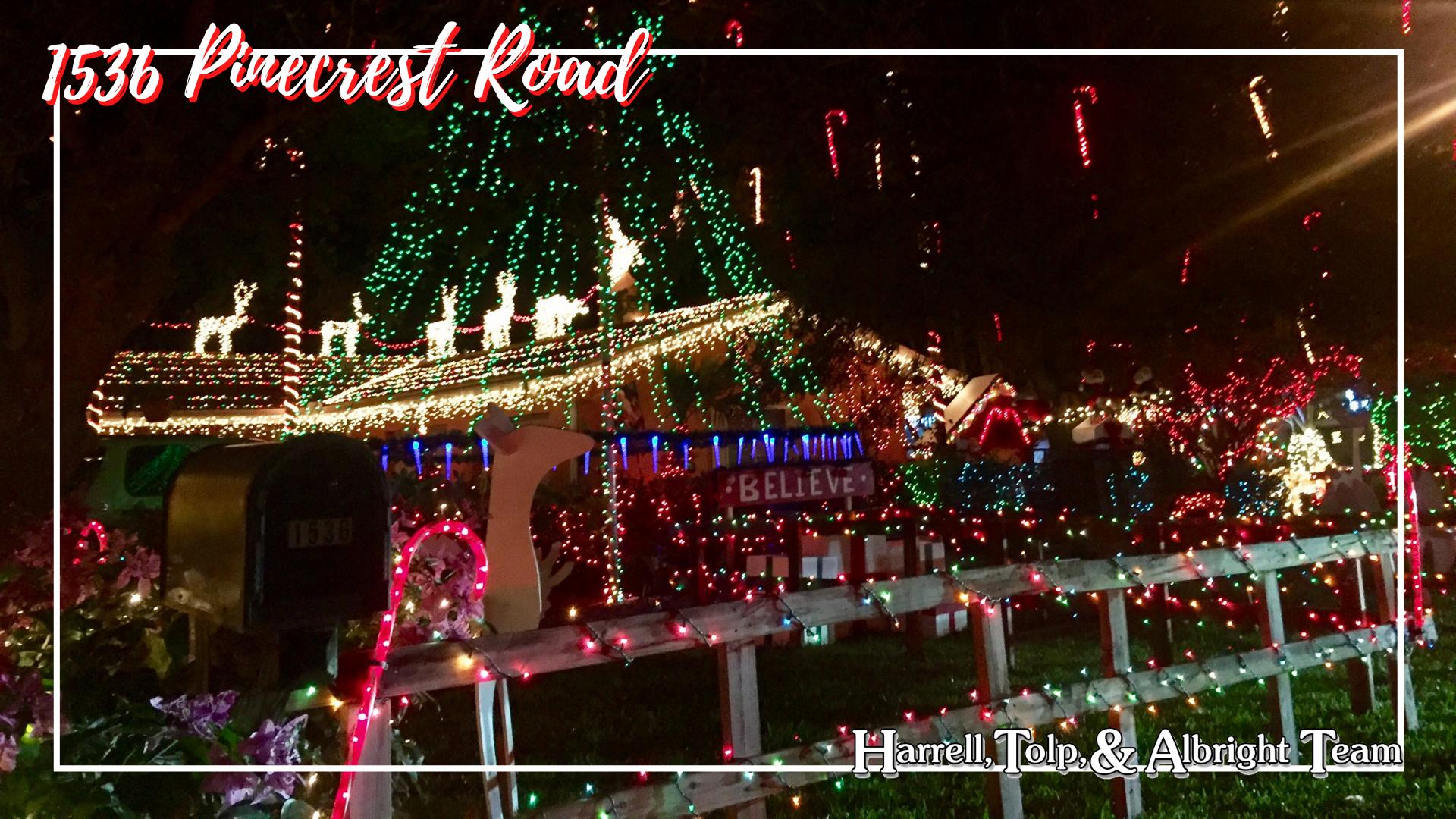 1536 Pinecrest Road