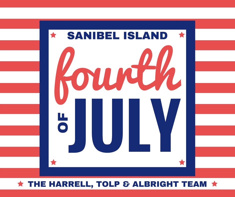 Sanibel 4th of July