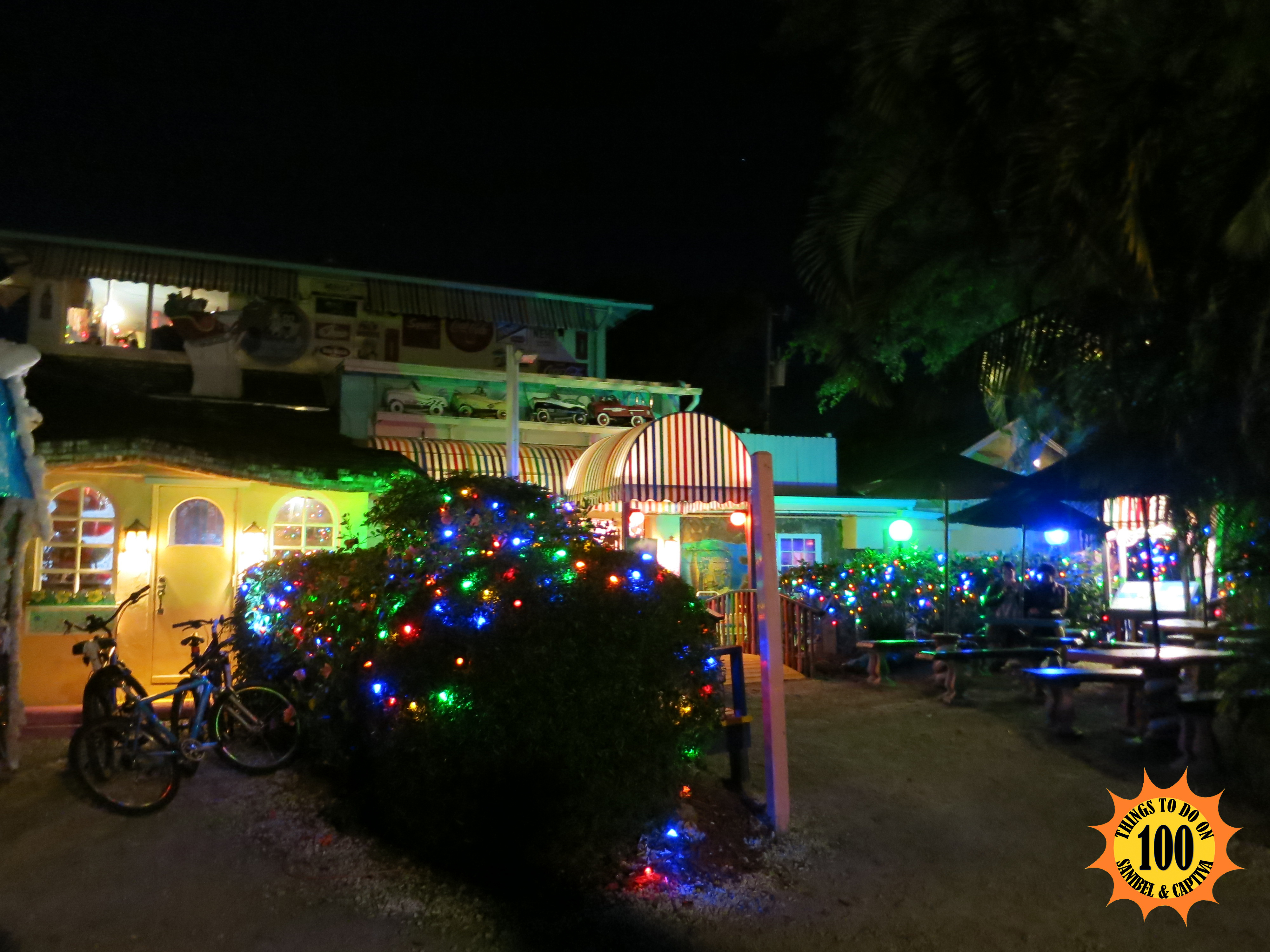 Captiva Luminaries