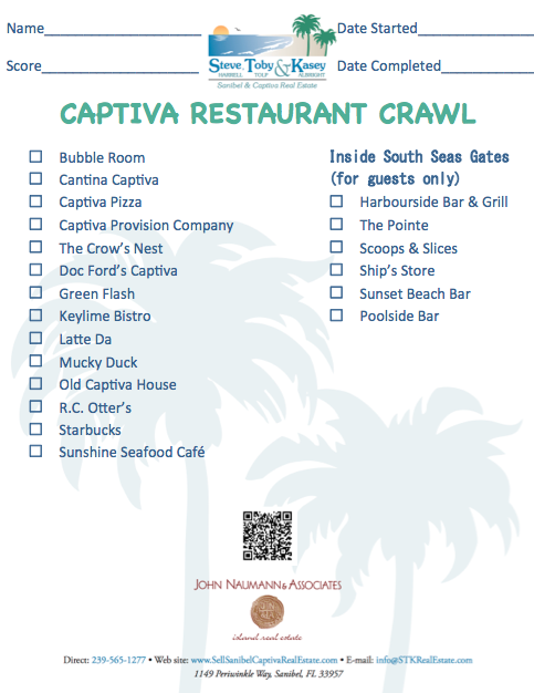CaptivaRestaurantCrawl