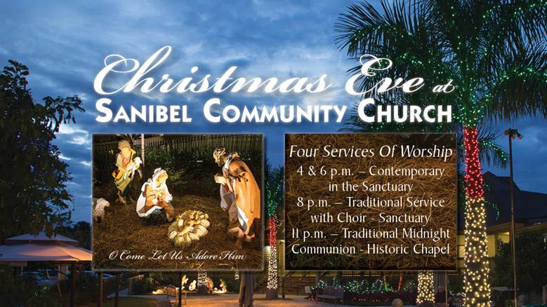 Sanibel Community Church Christmas