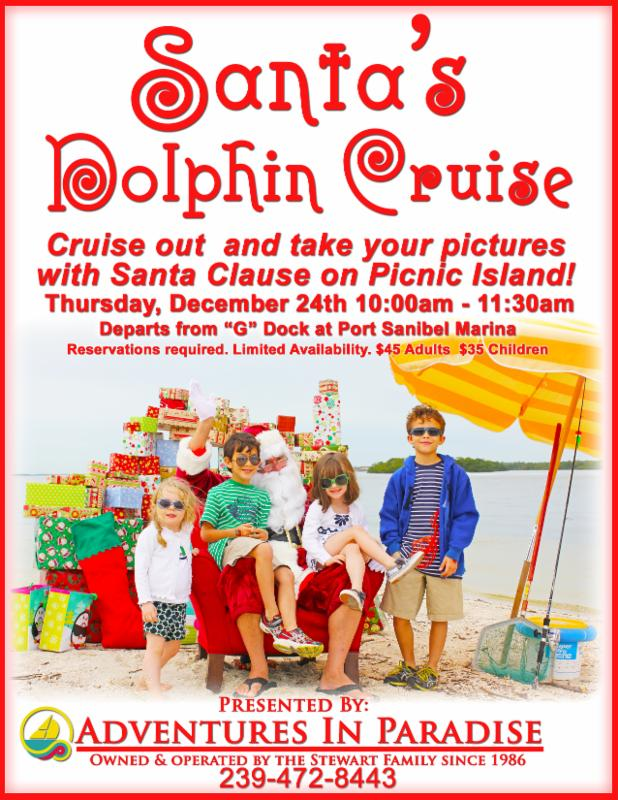 Santa's Dolphin Cruise