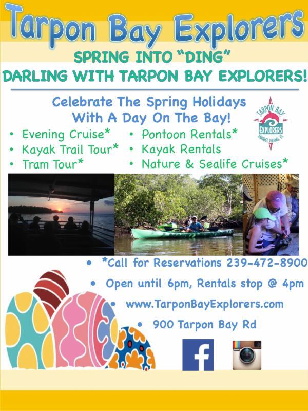 Tarpon Bay Explorers Easter