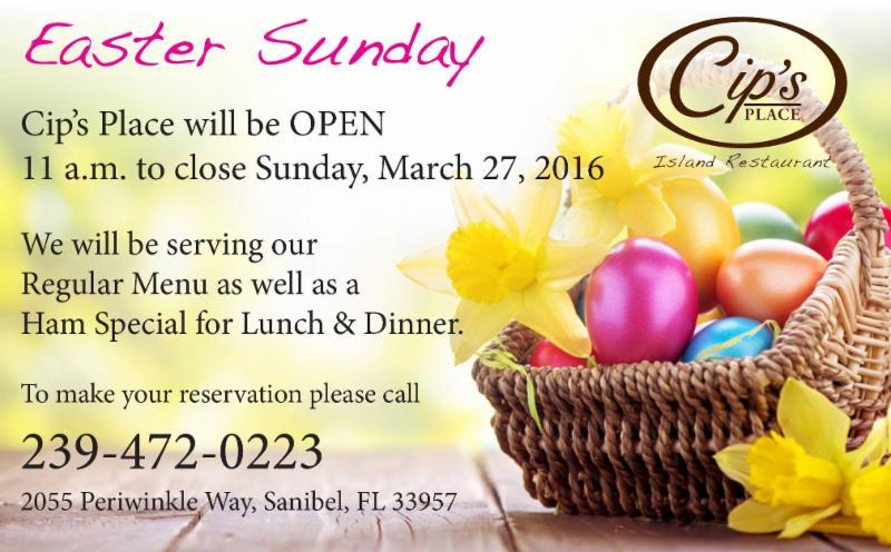 Cip's Easter