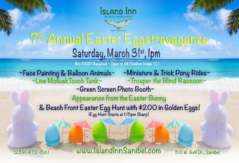 Island Inn Easter Egg Hunt