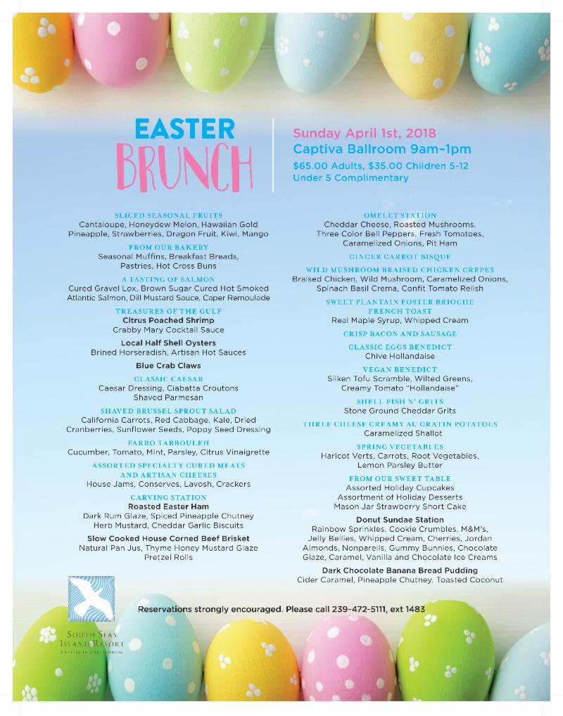 South Seas Easter