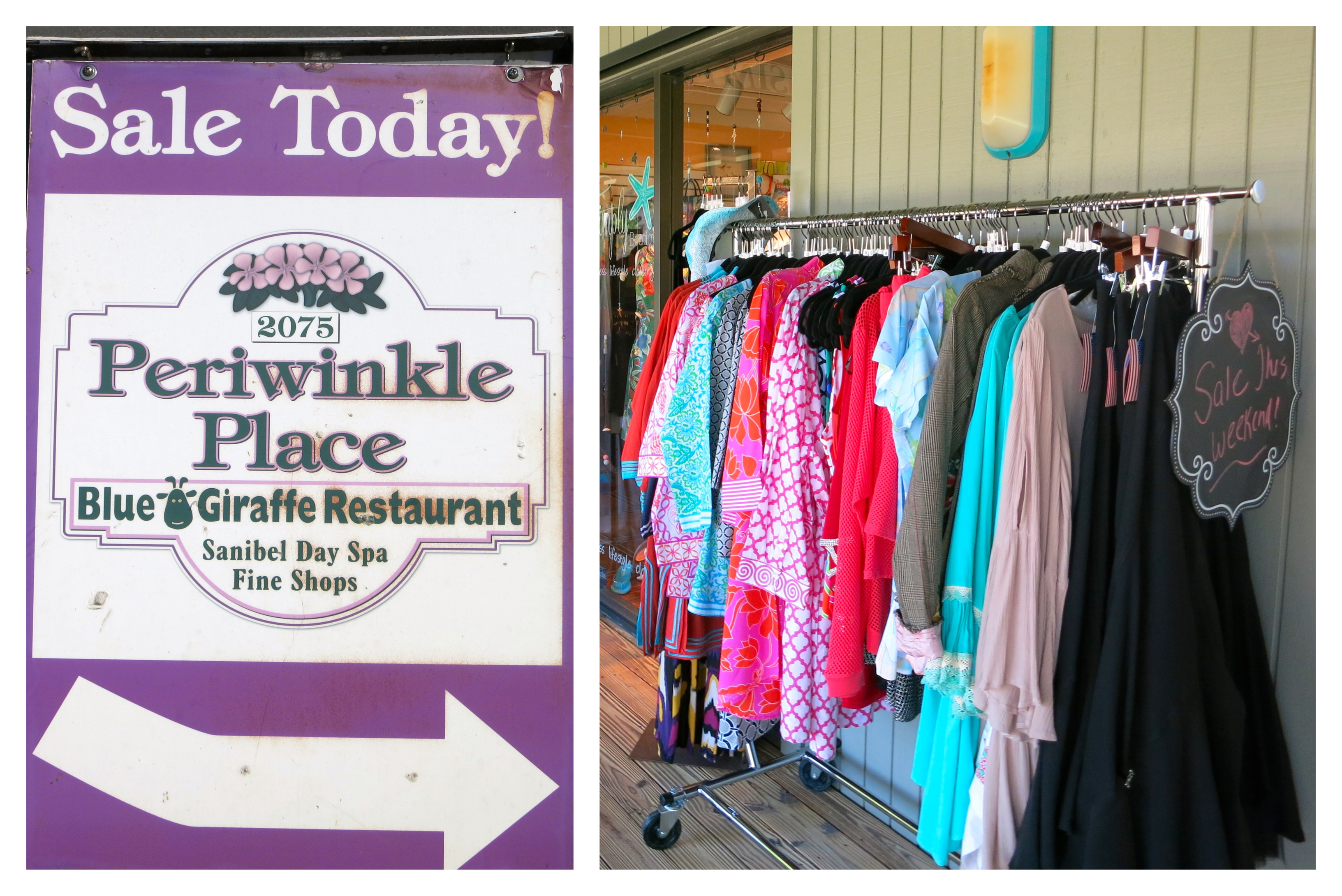 Periwinkle Place Sale