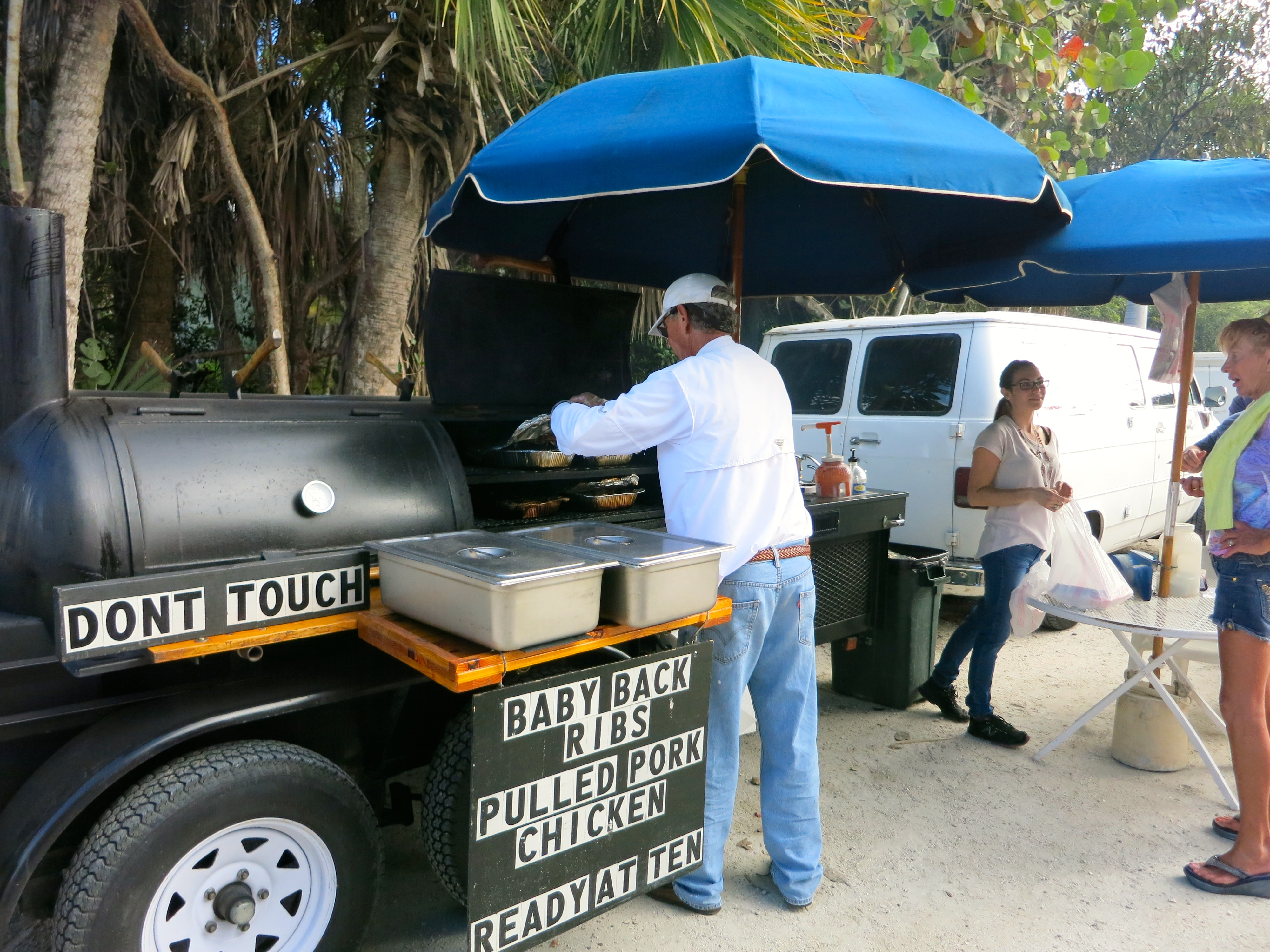 Sanibel Farmers Market BBQ