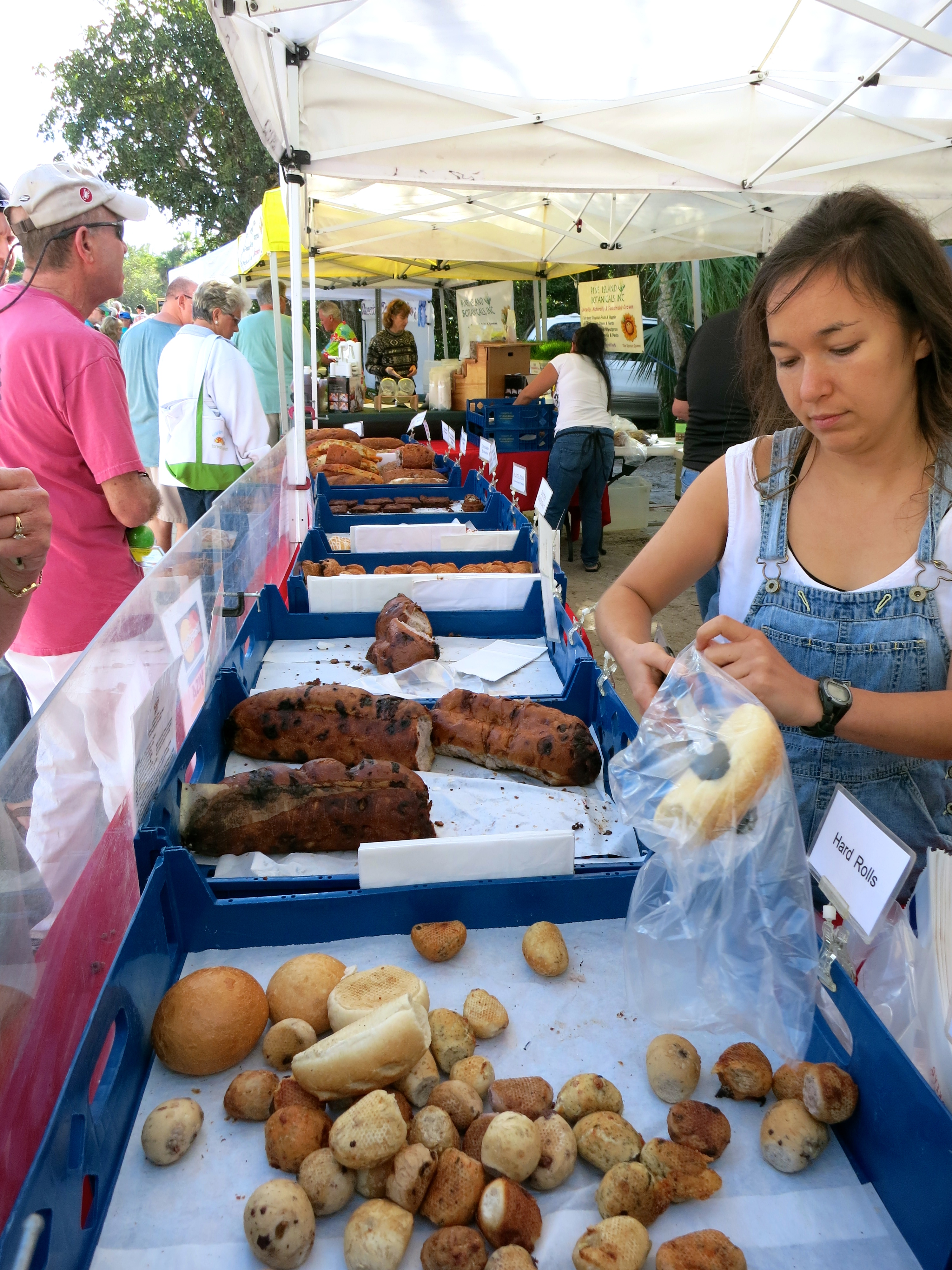 Sanibel Farmers Market Breads