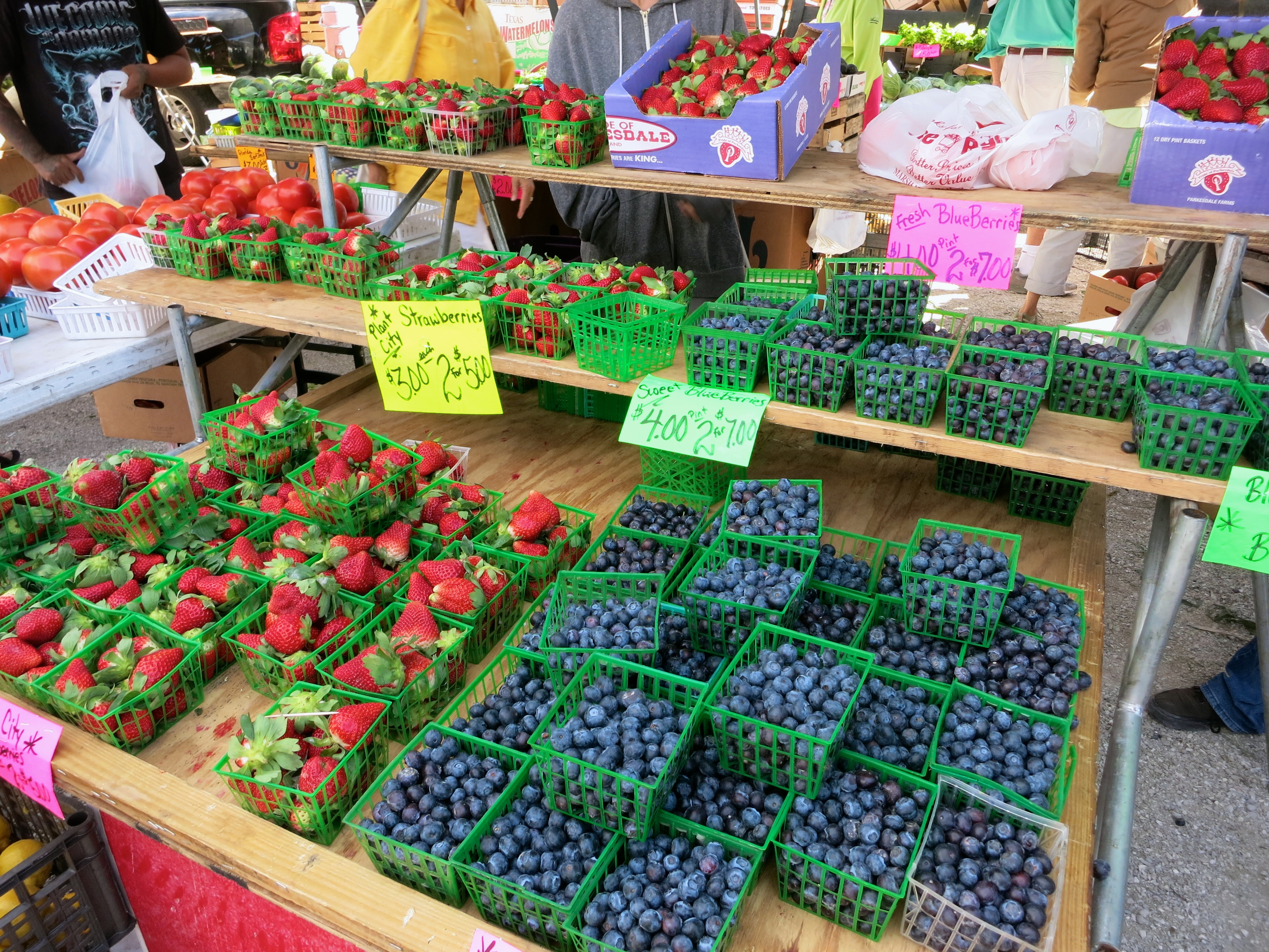 Sanibel Farmers Market Fruit