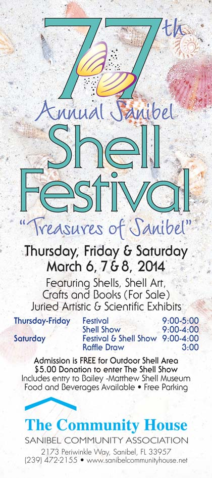 Sanibel Shell Festival