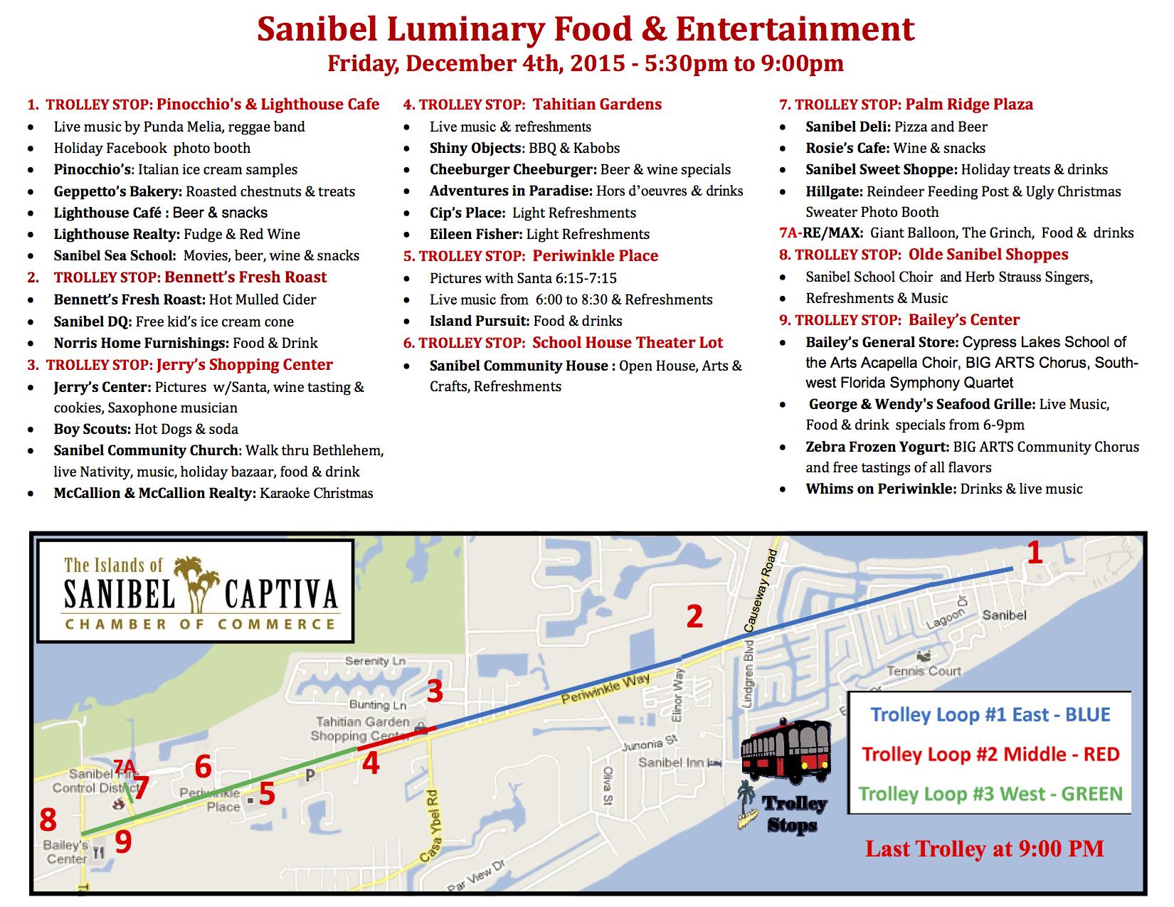 SanibelLuminaryTrailMap