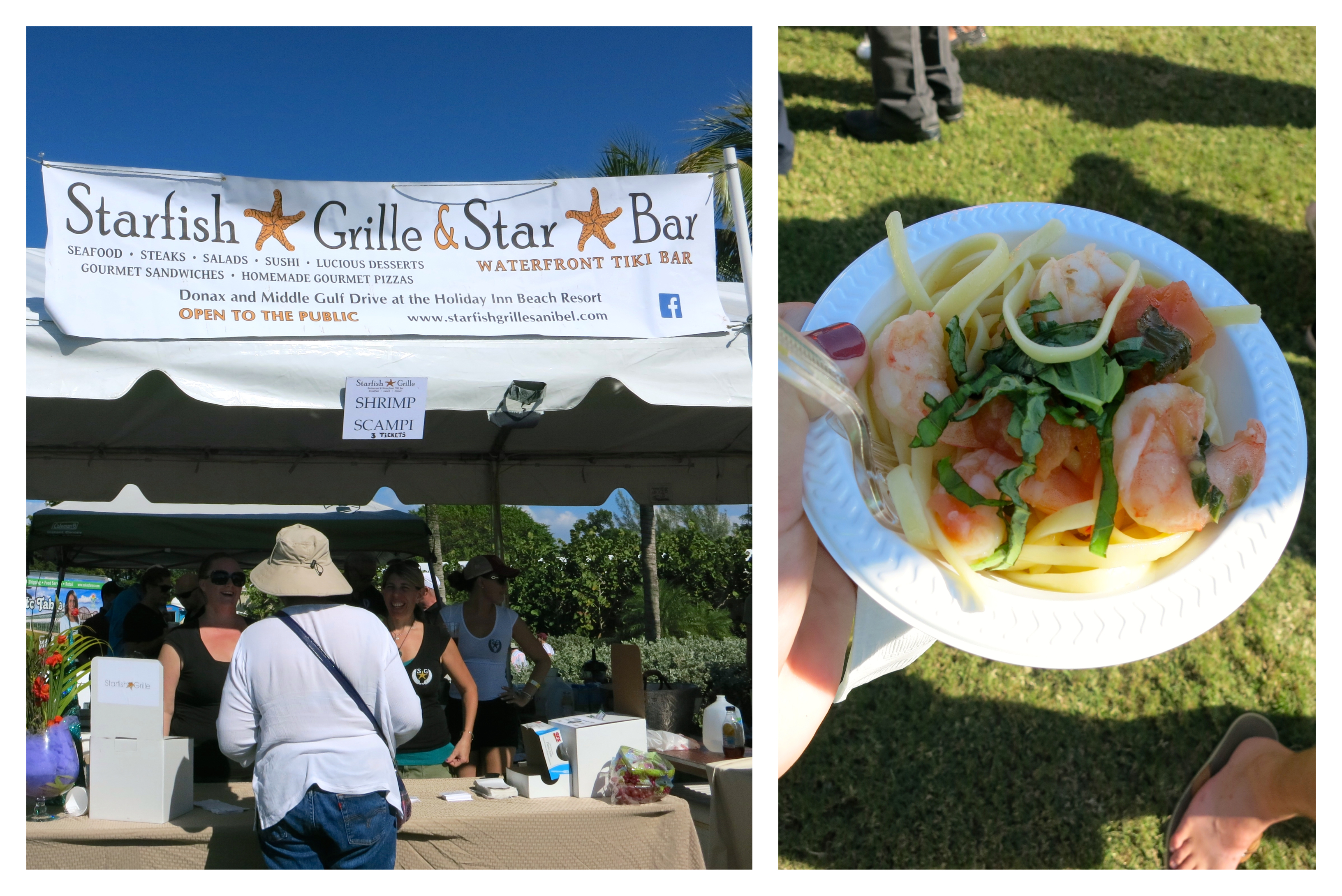 Taste of the Islands-Starfish Grille
