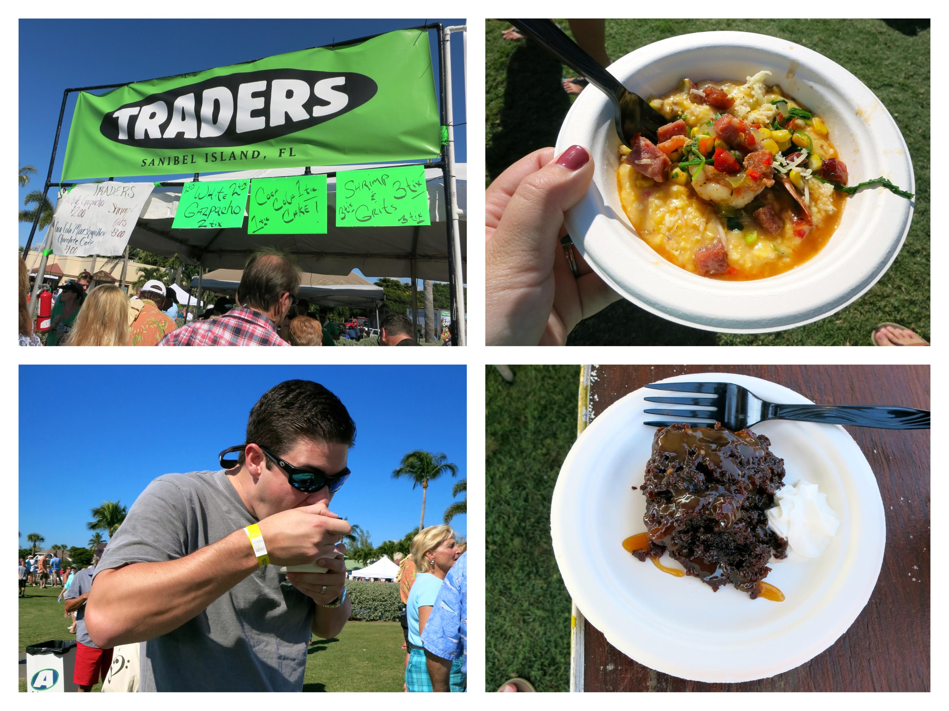 Taste of the Islands-Traders