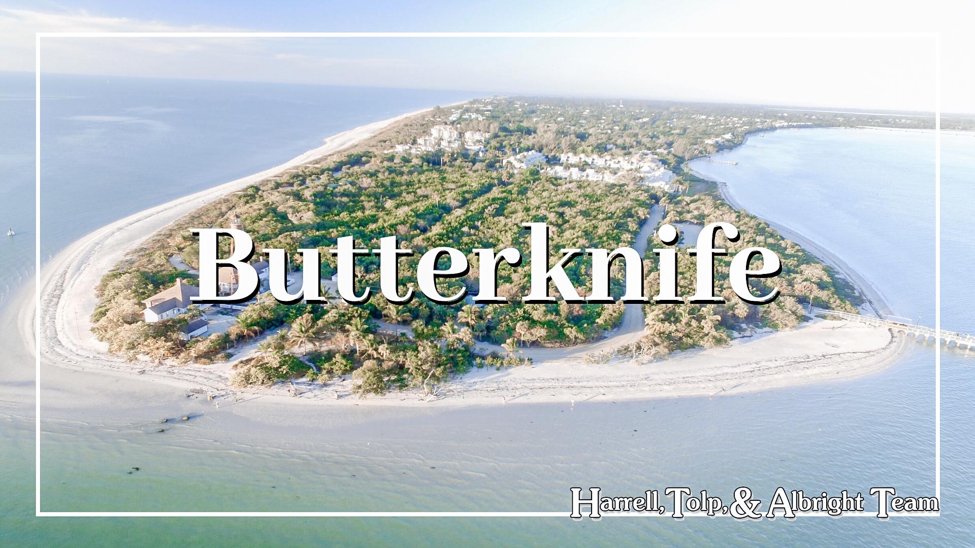 Butterknife Sanibel