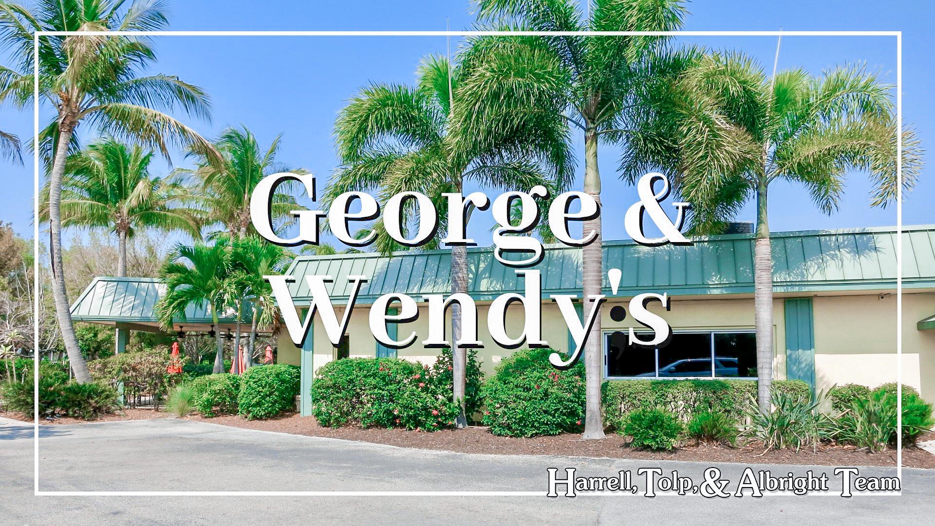 George & Wendy's