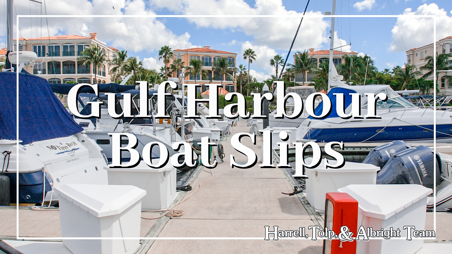 Gulf Harbour Boat Slips