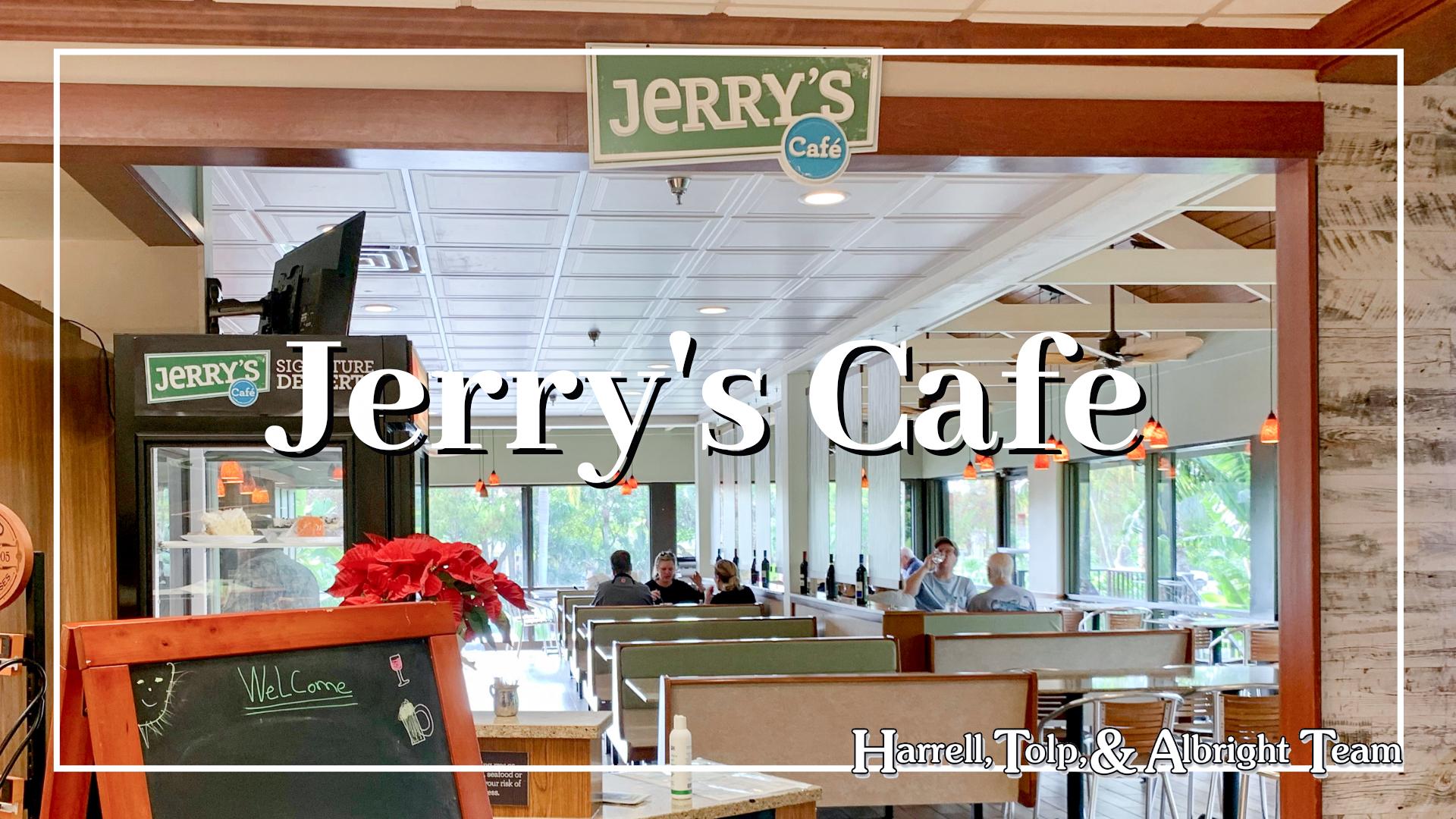 Jerry's Cafe Sanibel