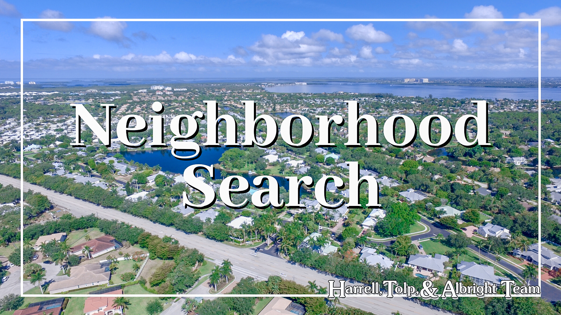 Neighborhood Community Search