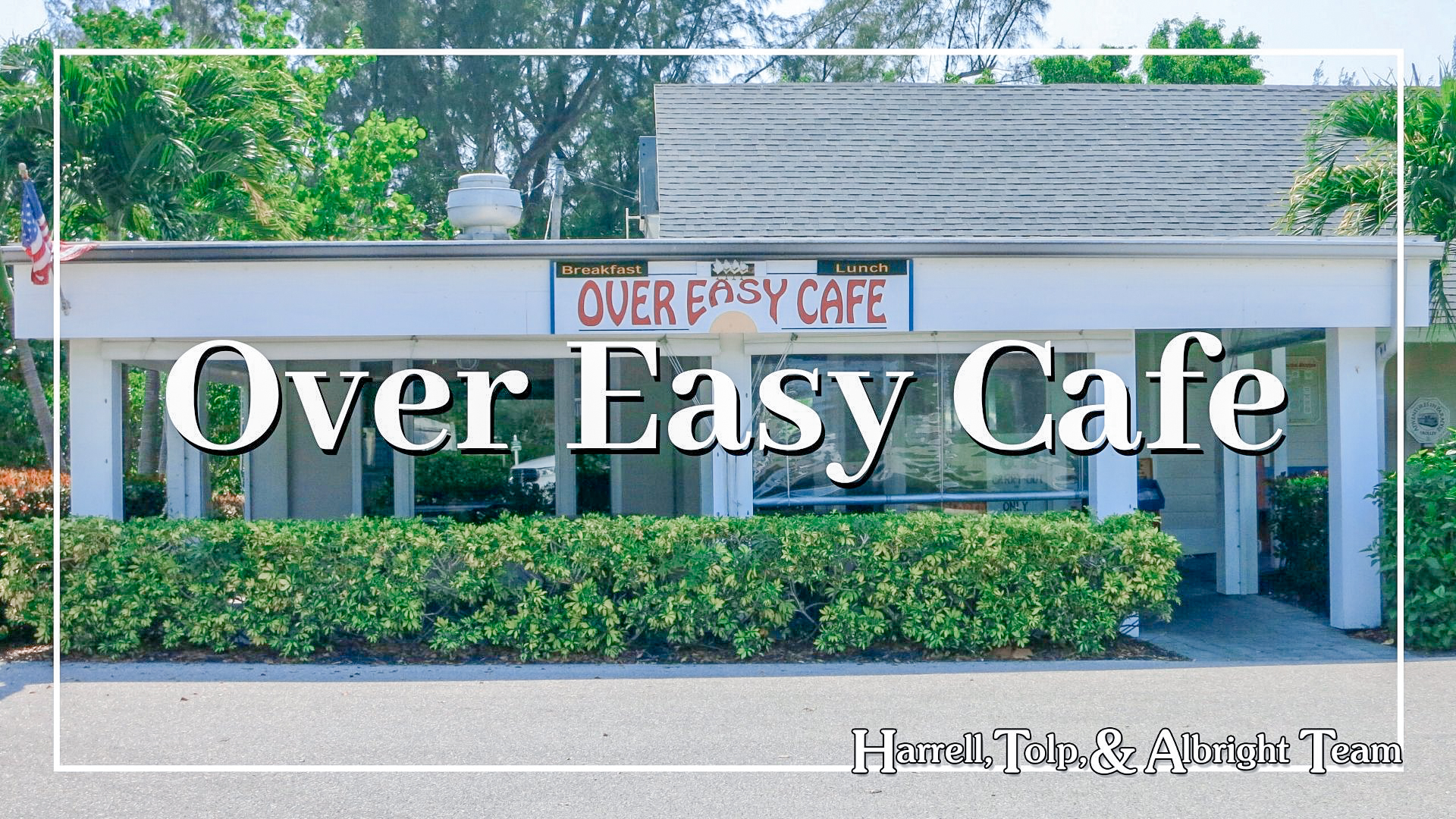 Over Easy Cafe Sanibel
