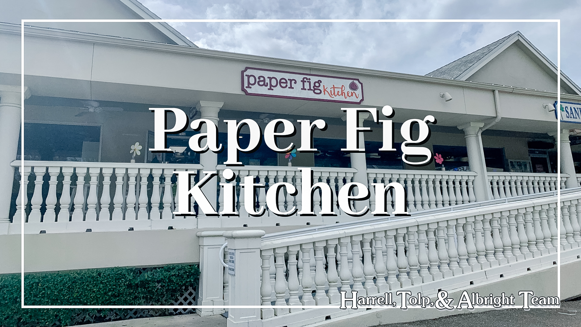 Paper Fig Kitchen
