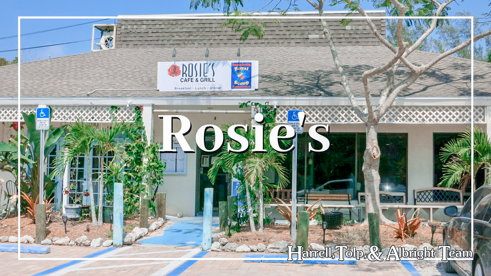 Rosie's Cafe & Grill