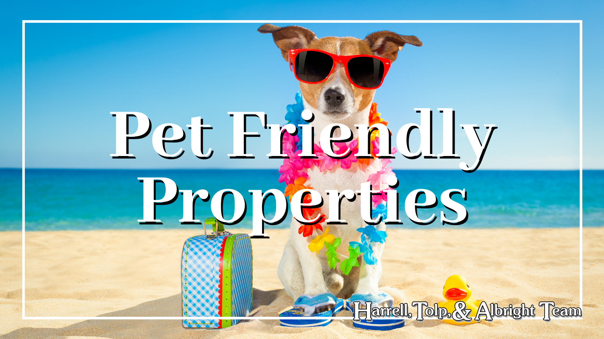 Sanibel Pet Friendly Condos