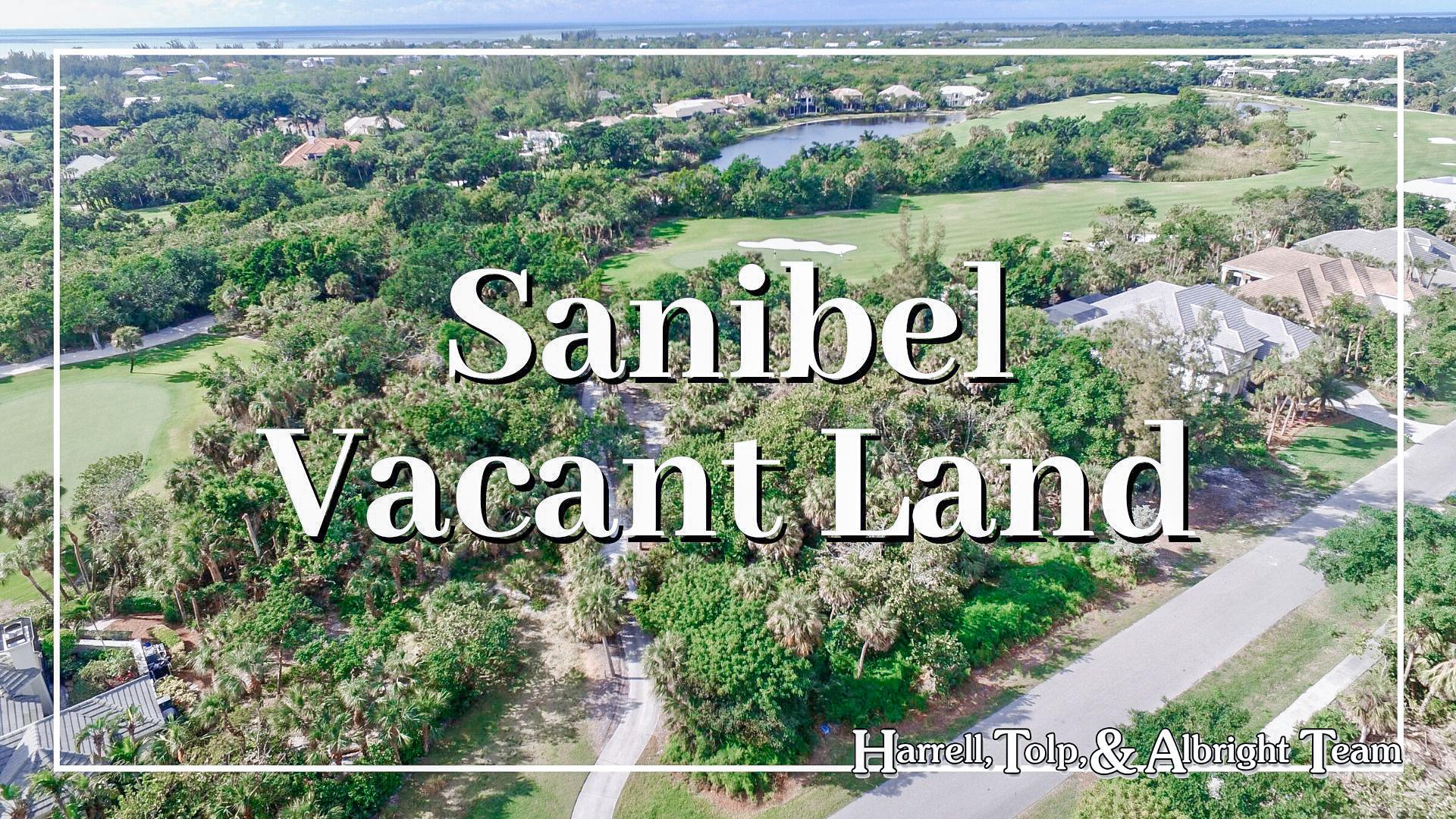 Sanibel Vacant Land