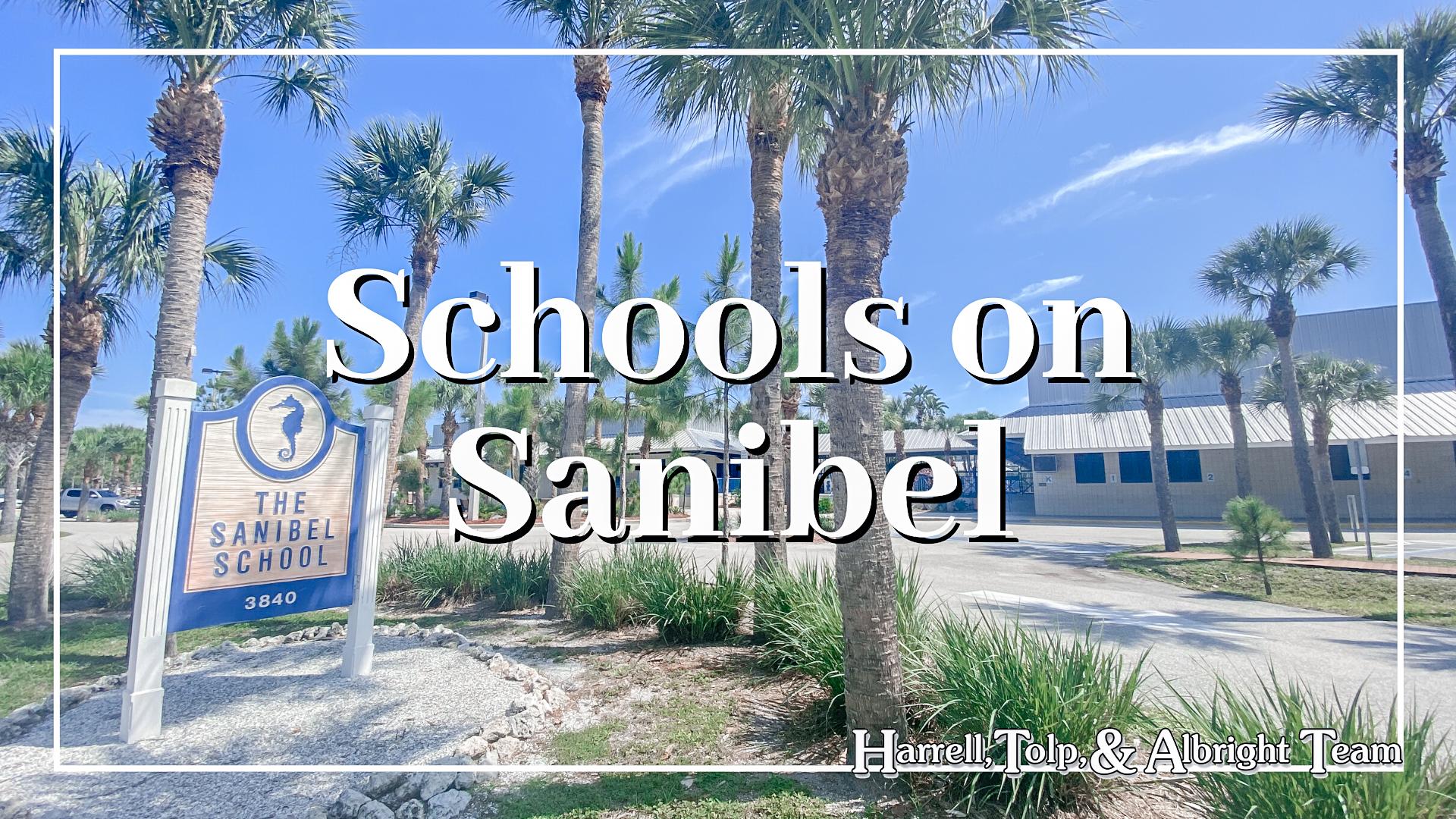 Schools on Sanibel