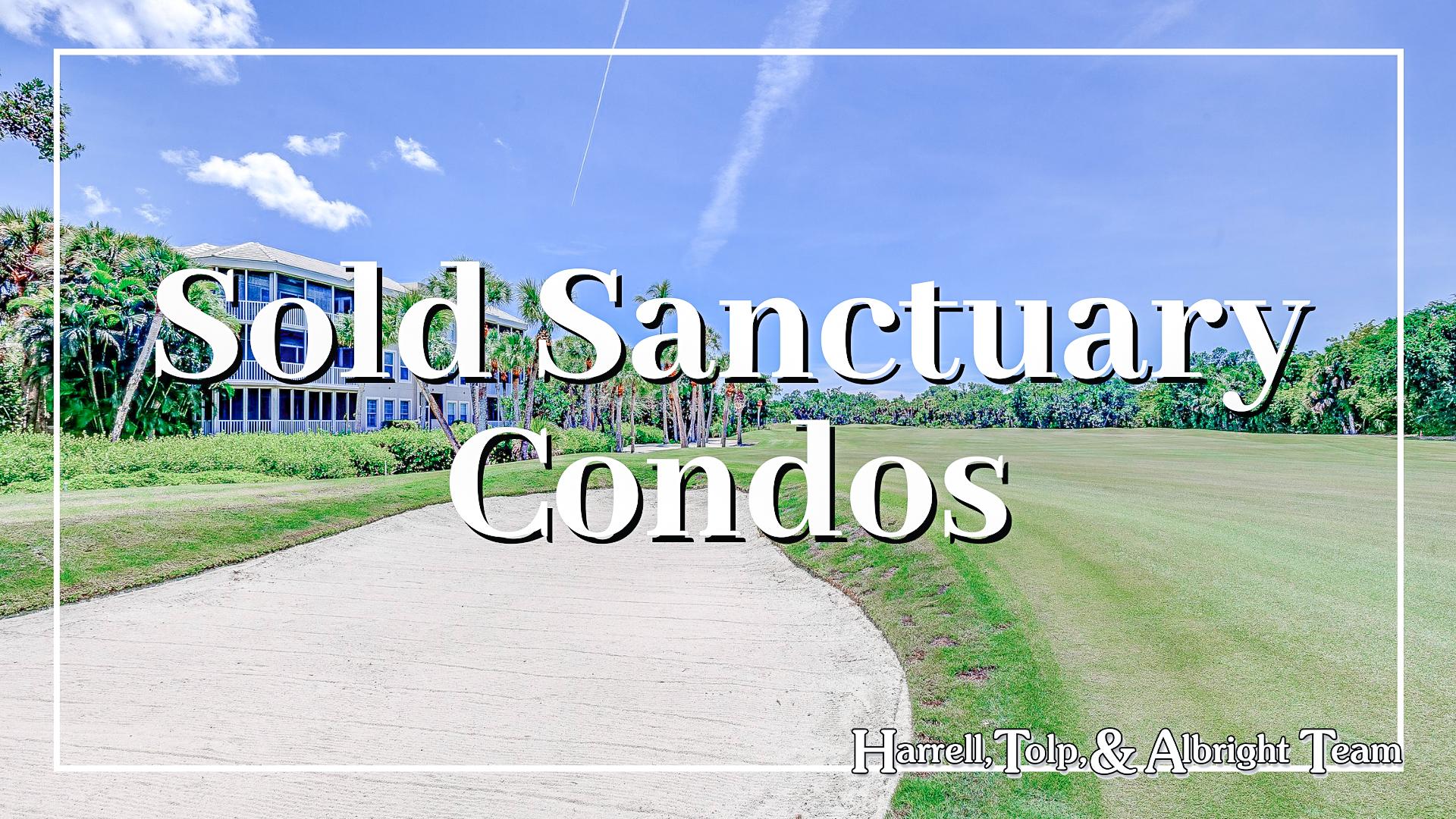 Sold Sanctuary Condos