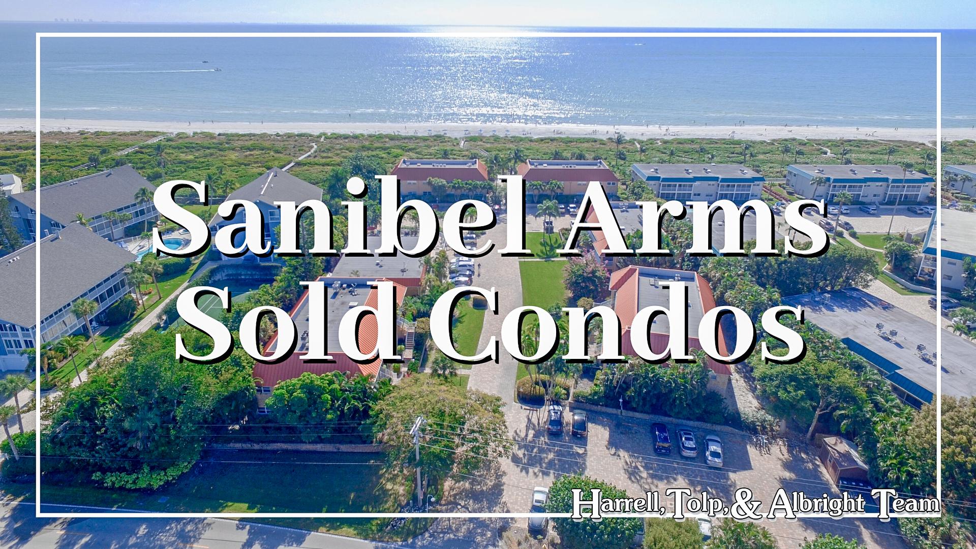 Sanibel Arms Solds