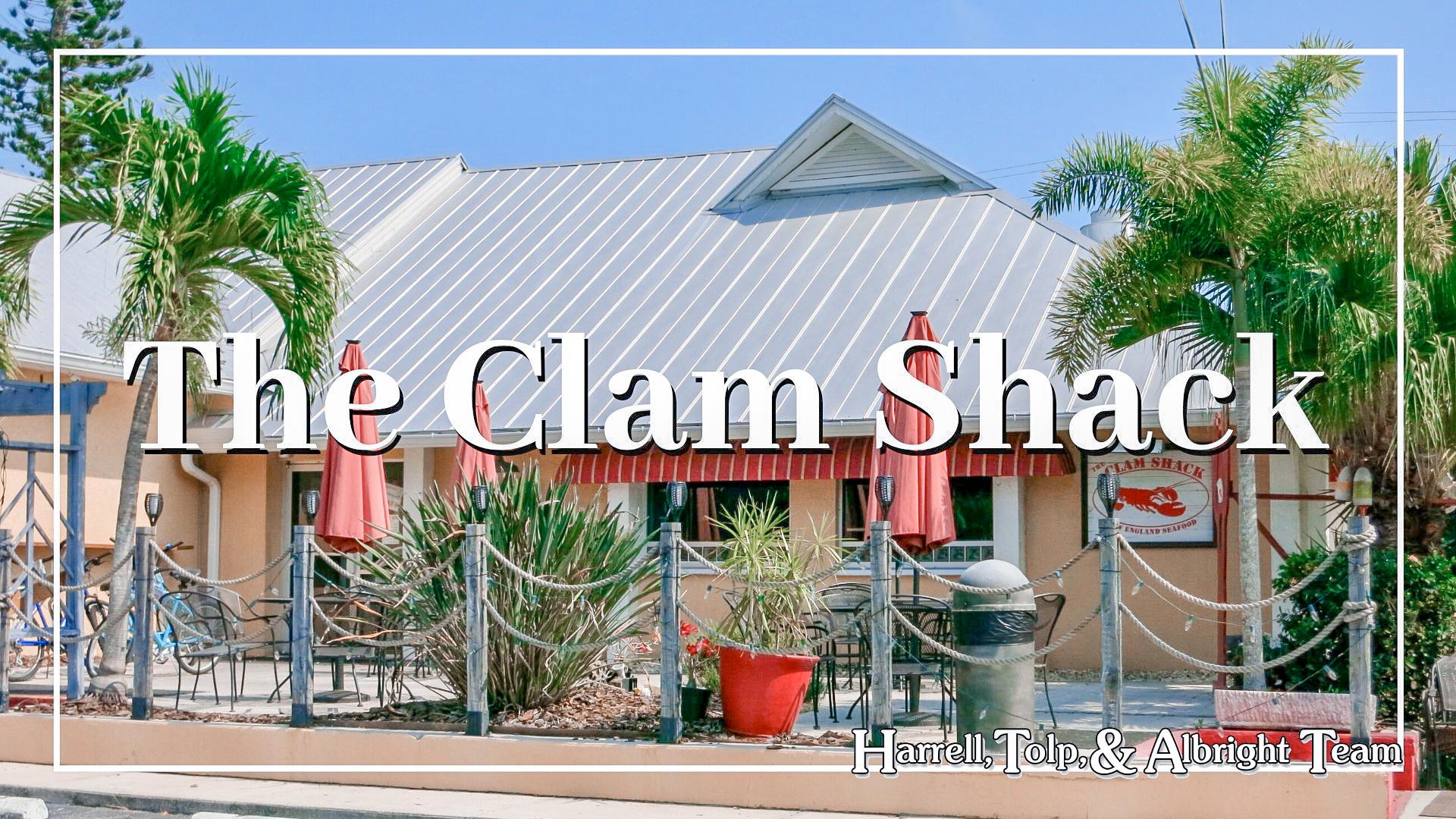 The Clam Shack Sanibel