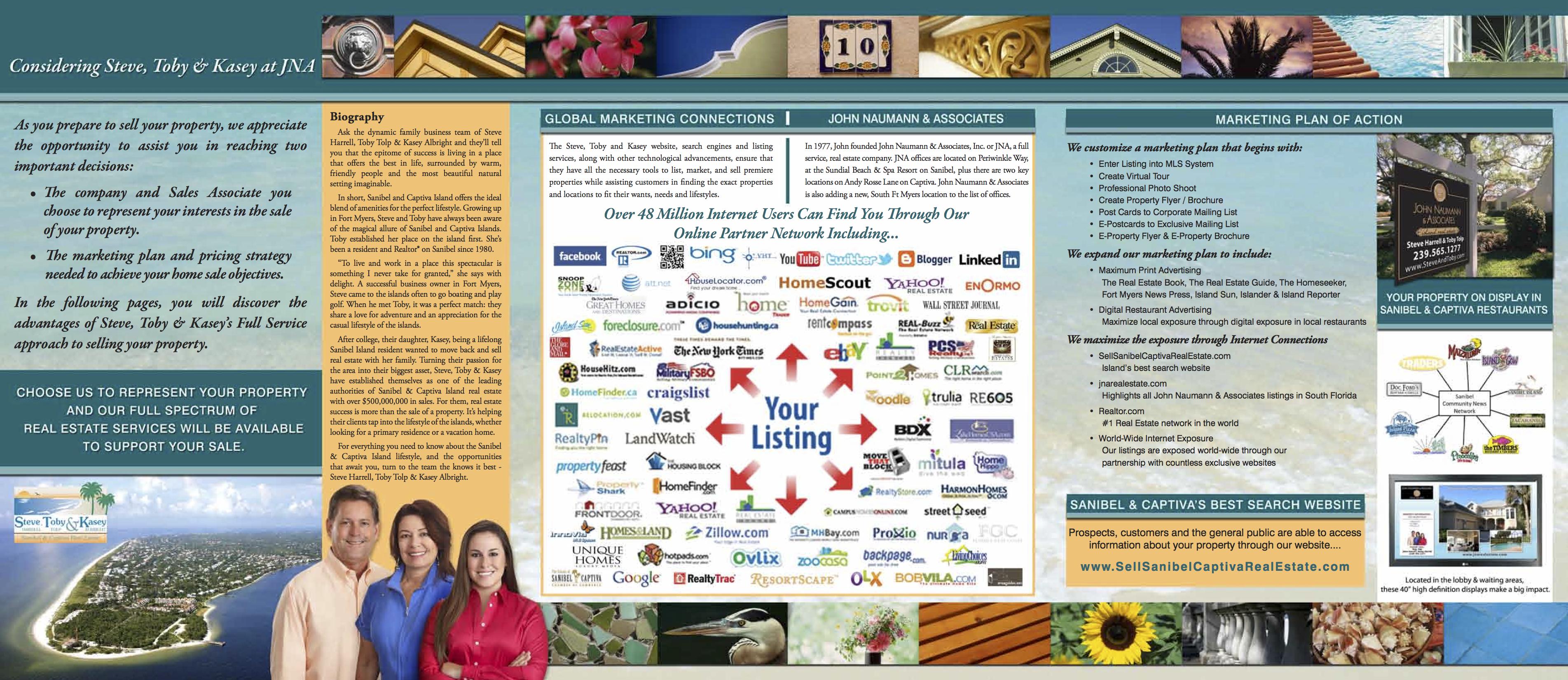Listing Brochure