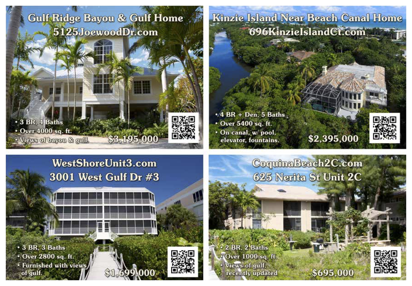Sanibel Open House Extravaganza