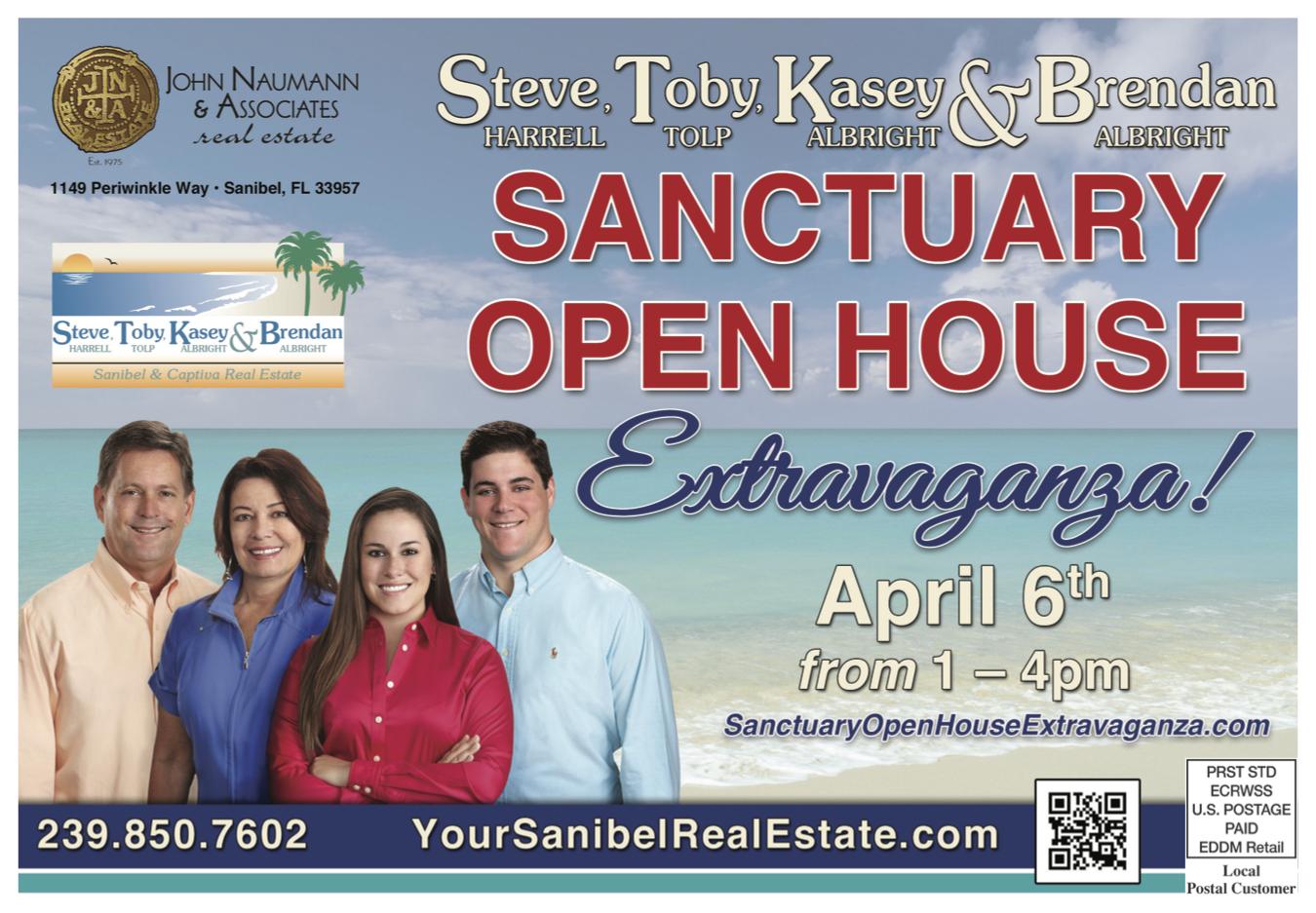 Sanctuary Open House Extravaganza