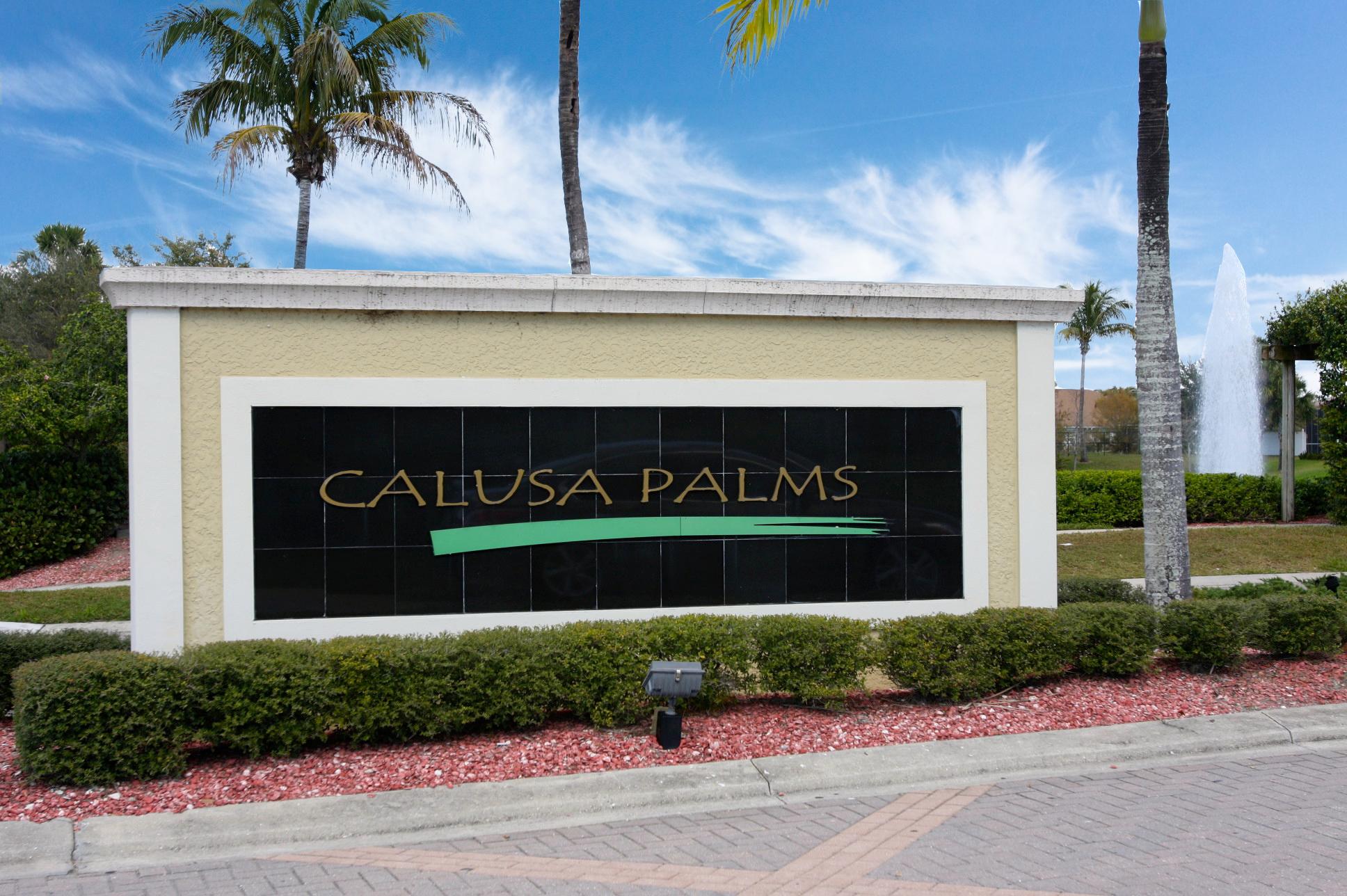 Calusa Palms
