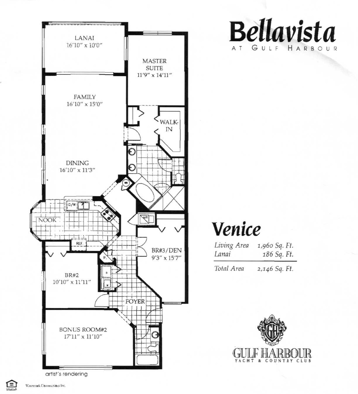 Bellavista Floor Plan