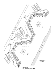 Gulfside Place Site Plan