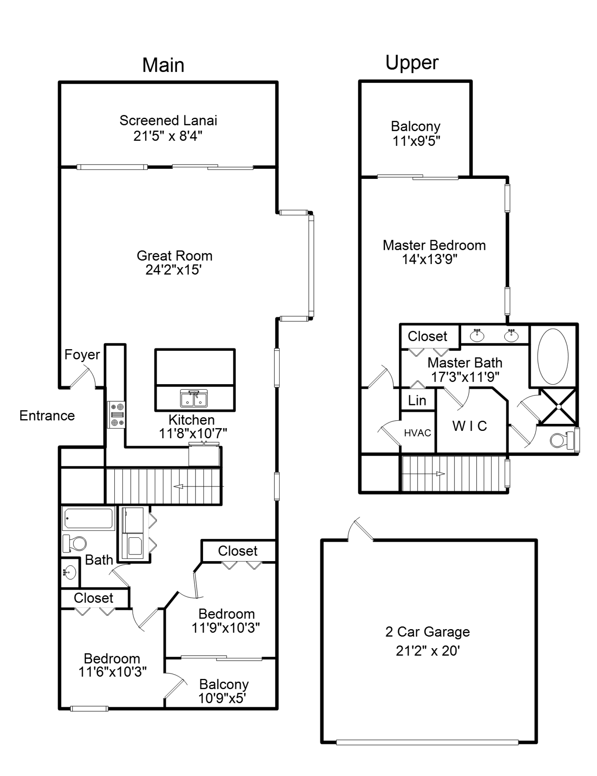 Harbour Links Floor Plan