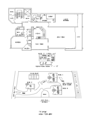 High Tide Floor Plans and Site Plan