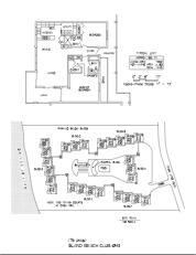 Island Beach Club Floor Site Plan