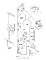 Lantana Floor Plan and Site Plan