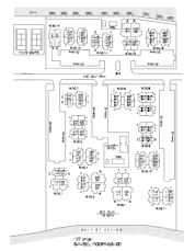 Sanibel Moorings Site Plan